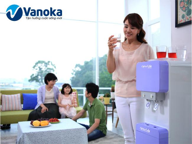 May loc nuoc New Life P3000–V Vanoka