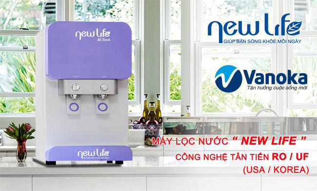 May loc nuoc New Life P3001–V