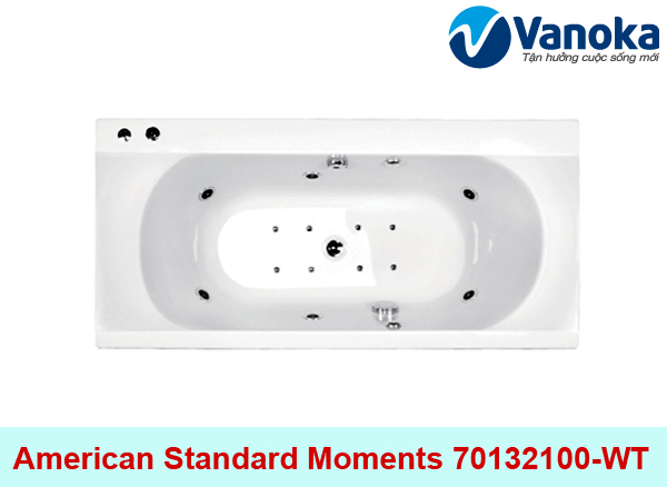 Bon tam American Standard Moments 70132100-WT