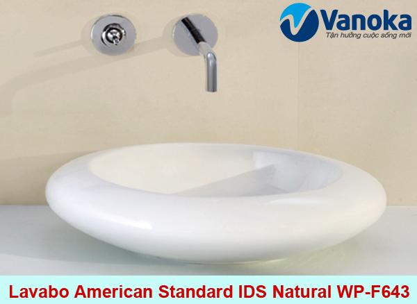 Lavabo American Standard IDS Natural WP-F643
