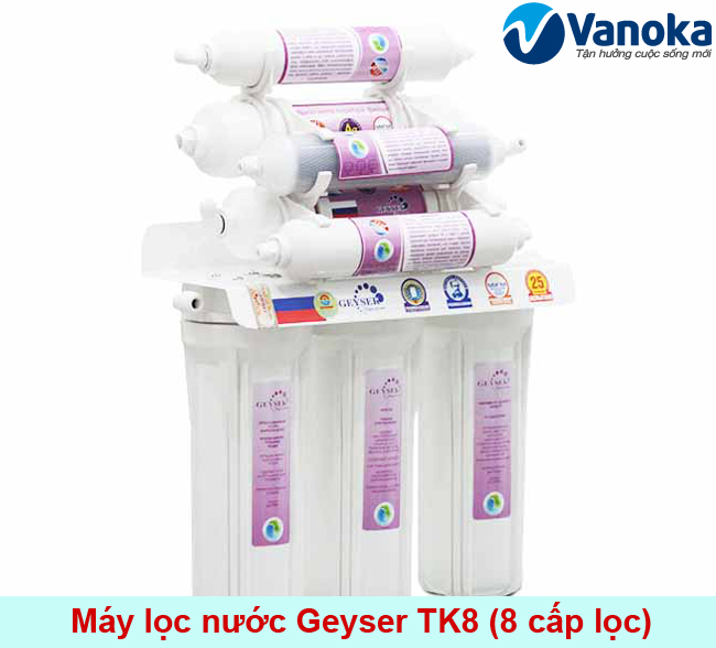 May loc nuoc Nano TK8