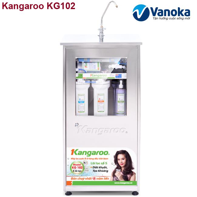 May loc nuoc Kangaroo KG102
