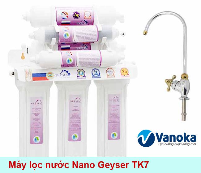 May loc nuoc Nano Geyser TK7