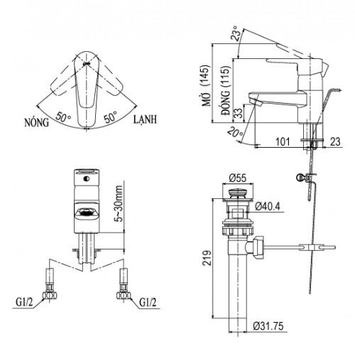 voi-chau-lavabo-nong-lanh-inax-lfv-1202s-1 (2)