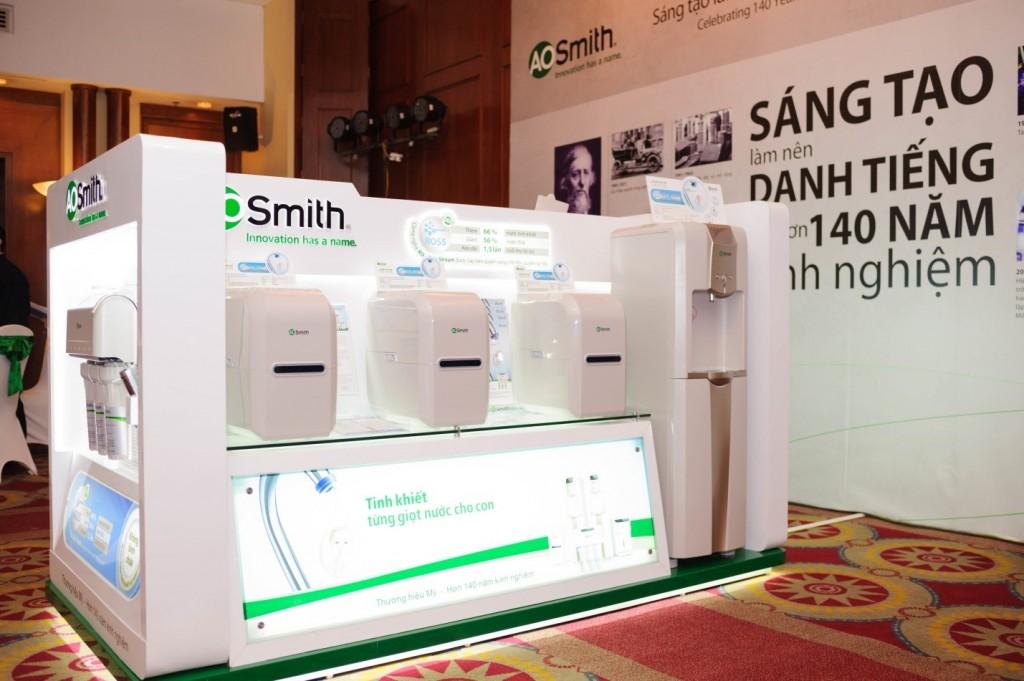 AO Smith – Máy lọc nước cao cấp thương hiệu Mỹ cho cuộc sống tiện nghi thumbnail