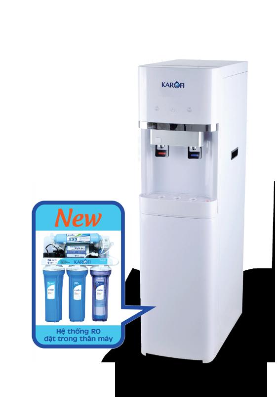 Thông số kỹ thuật Cây nước nóng lạnh Karofi HC300RO