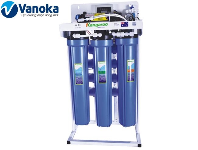 Thông số kỹ thuật Máy lọc nước Kangaroo KG300 công suất 50 Lít/giờ
