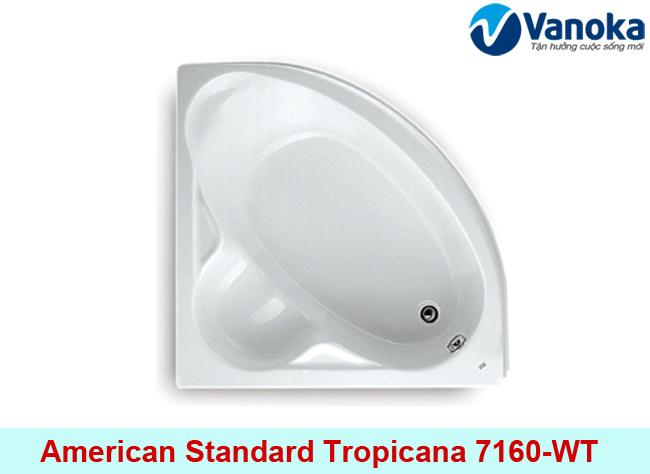 Bon tam goc American Standard Tropicana 7160-WT