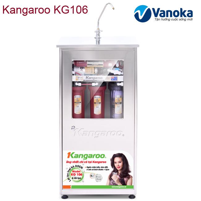 May loc nuoc Kangaroo KG106