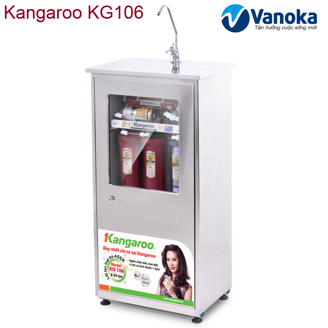May loc nuoc Kangaroo KG106 (6 cap loc)