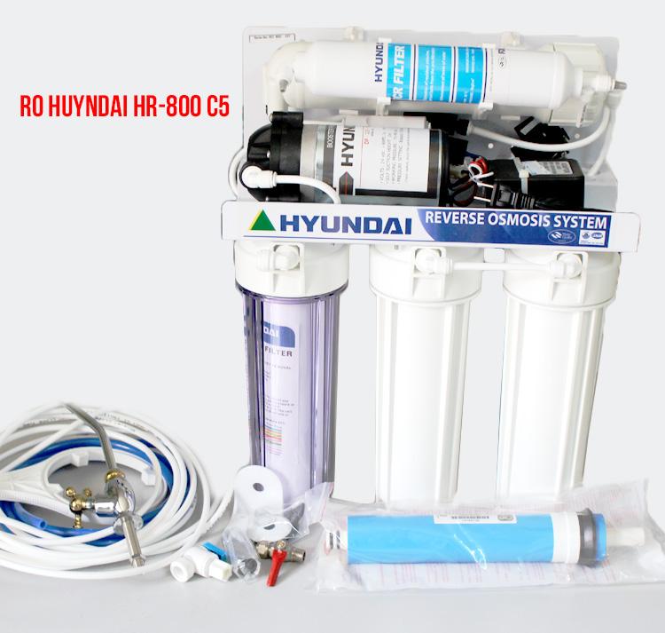 May loc nuoc Hyundai HR-800 C5 5 cap loc cotu