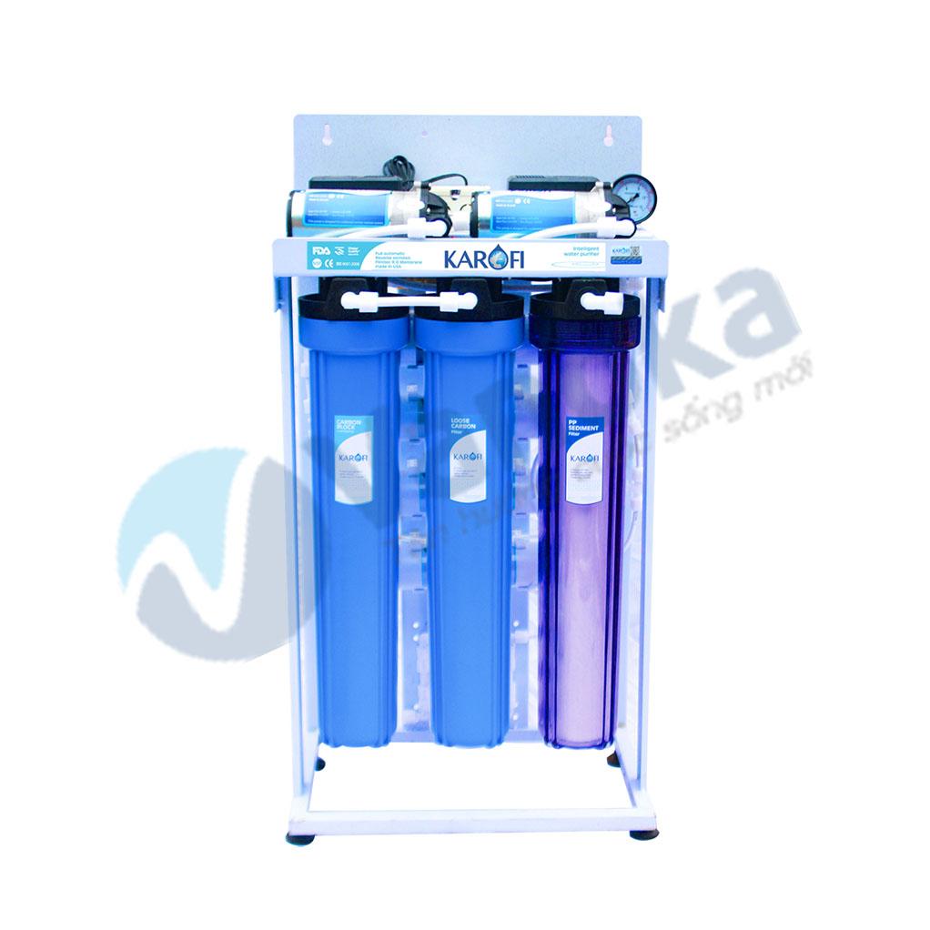 Thông số kỹ thuật Máy lọc nước Karofi bán công nghiệp KB50 giá chính hãng