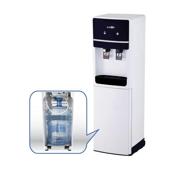 Thông số kỹ thuật Cây nước nóng lạnh Karofi HC02 làm nóng sâu và làm lạnh nhanh