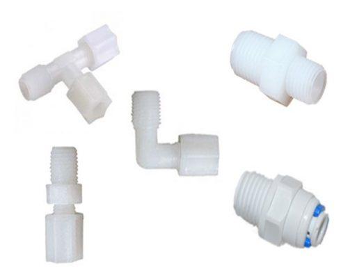 Cút nước trong các máy lọc nước có thể bị rò nước nếu không được lắp đặt chuẩn