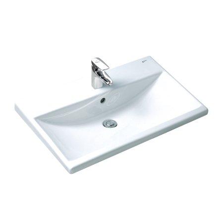 Chậu rửa Lavabo âm bàn INAX L-2397V