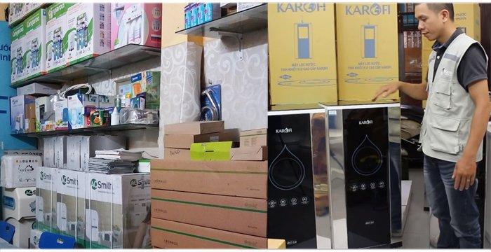 Cửa hàng bán máy lọc nước Karofi - Vanoka
