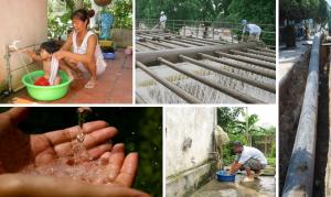 Nước sạch, nước sinh hoạt đảm bảo vệ sinh theo tiêu chuẩn của Bộ Y Tế thumbnail