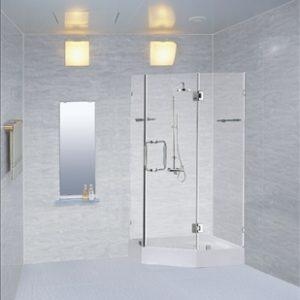 Cabin tắm vách kính