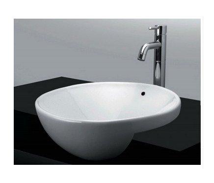 Chậu rửa mặt lavabo ToTo LT533R bán âm bàn