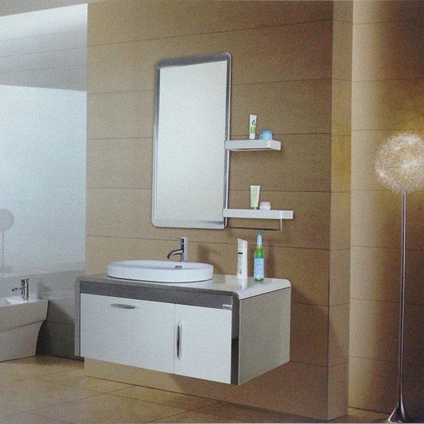 Bộ tủ chậu rửa mặt được bán tại siêu thị thiết bị vệ sinh Vanoka.vn