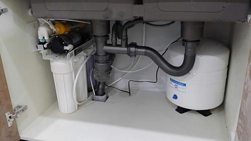 Máy lọc nước Irico 7 cấp lọc lắp âm tủ bếp