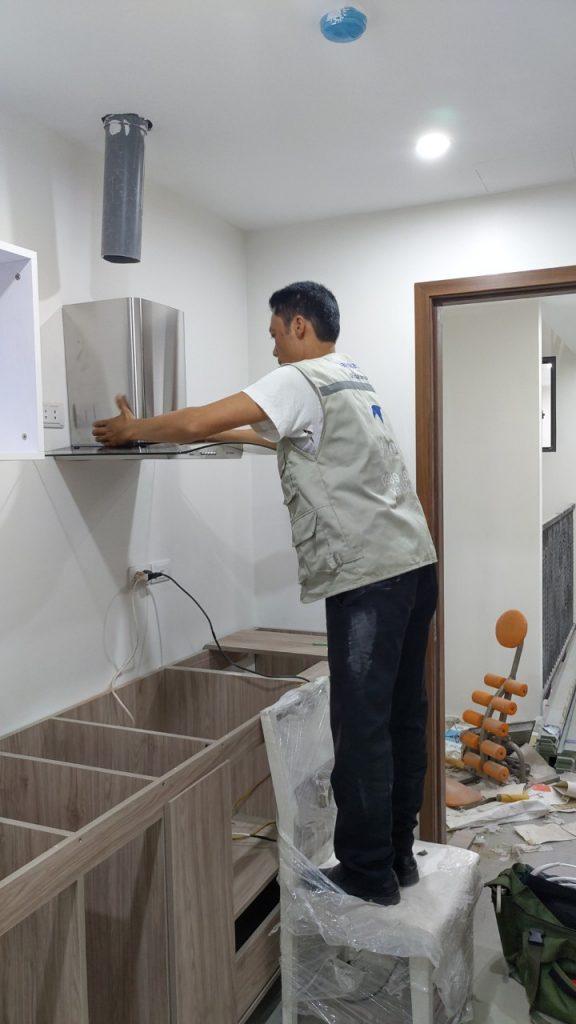 Vanoka vinh dự được chọn là nhà thầu cung cấp các thiết bị bếp máy hút mùi Grasso.