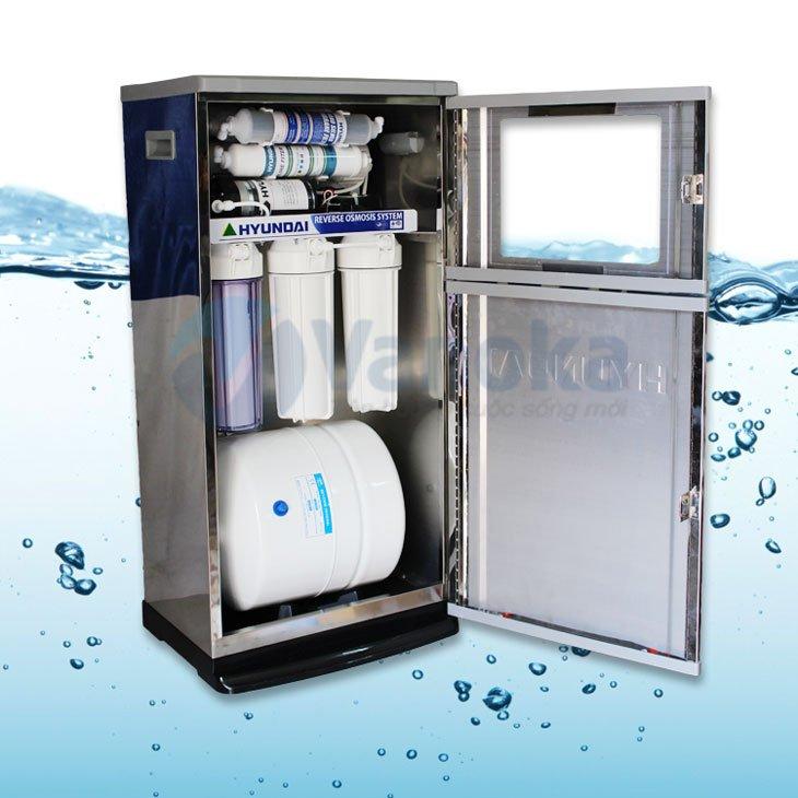 Hướng dẫn an toàn khi sử dụng máy lọc nước