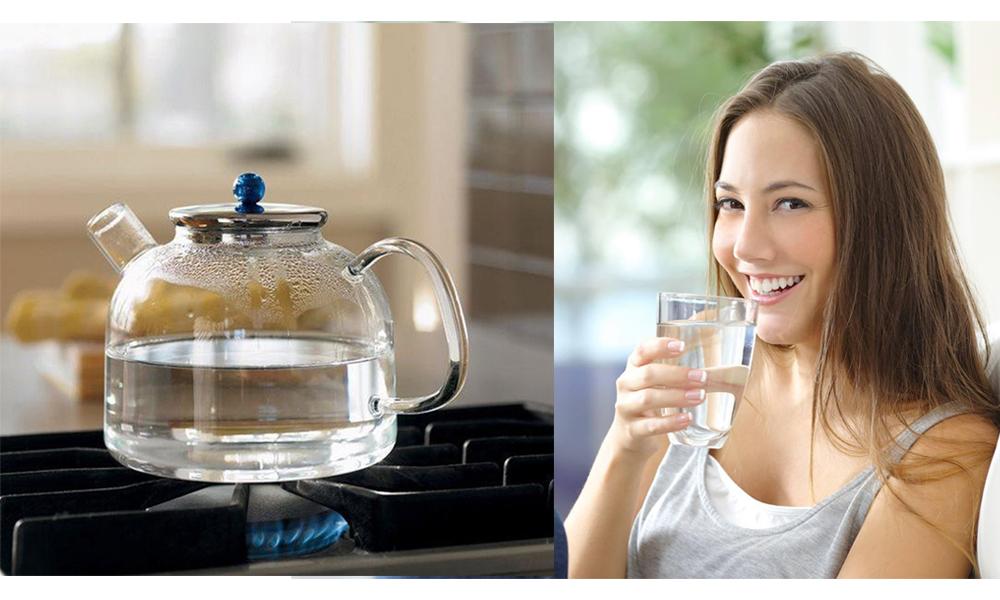 Uống nước đun sôi để nguội như thế nào là đúng cách?
