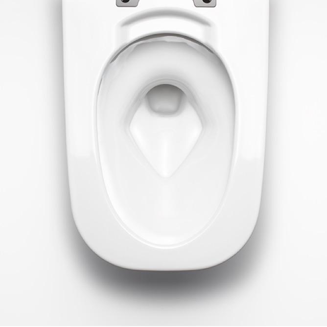 Công nghệ Aqua Ceramic được ứng dụng vào chậu rửa đặt bàn Lavabo Inax AL-333V