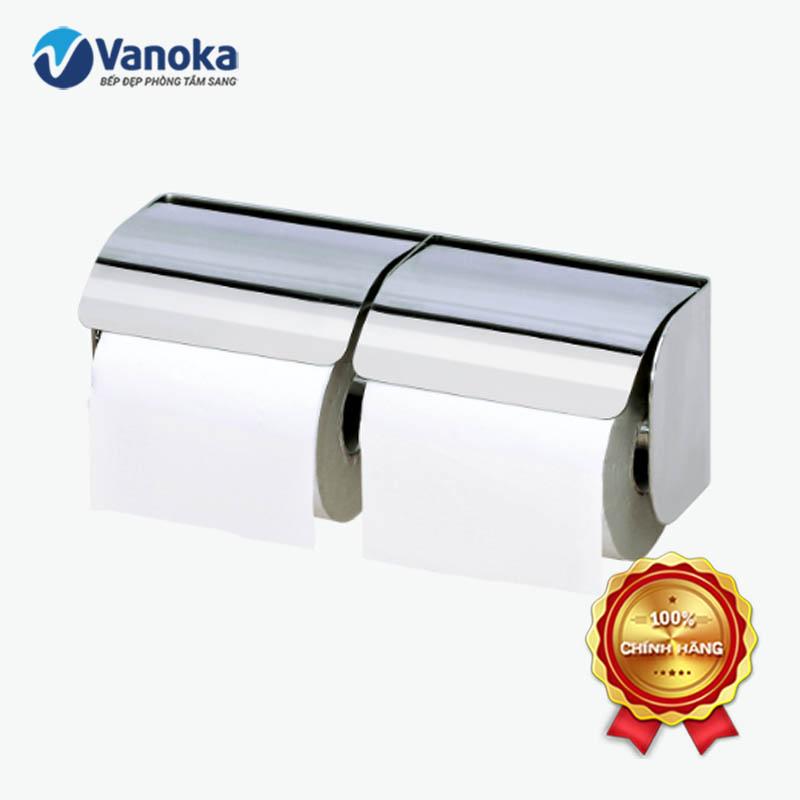 Hộp đựng giấy Toilet đôi Inax CFV-11W