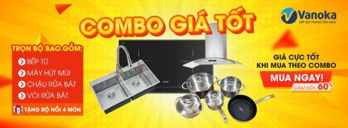 Khuyến mại sốc Combo bếp, máy hút mùi, chậu rửa bát, vòi rửa bát năm 2020 thumbnail