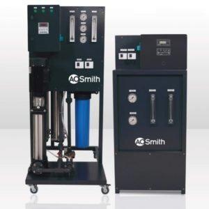 Hệ thống lọc nước RO AO Smith công suất lớn Merkur Series
