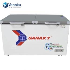 Tủ đông Sanaky Inverter VH-3699A4K 270 lít