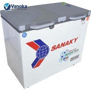 Tủ đông Sanaky Inverter VH-3699W4K 260 lít