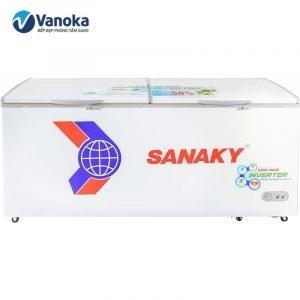 Tủ đông Sanaky Inverter VH-8699HY3 761 lít