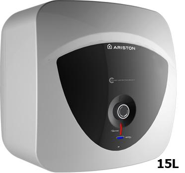 Thông số kỹ thuật Bình nước nóng gián tiếp Ariston Andris LUX điện tử 15 lít thế hệ mới