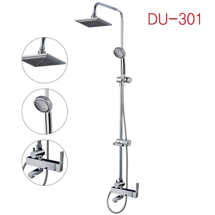Thông số kỹ thuật Sen cây tắm nóng lạnh Daehan DU-301
