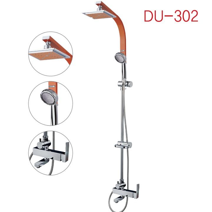Thông số kỹ thuật Sen cây tắm nóng lạnh Daehan DU-302