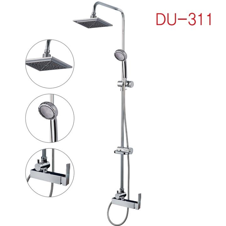 Thông số kỹ thuật Sen cây tắm nóng lạnh Daehan DU-311