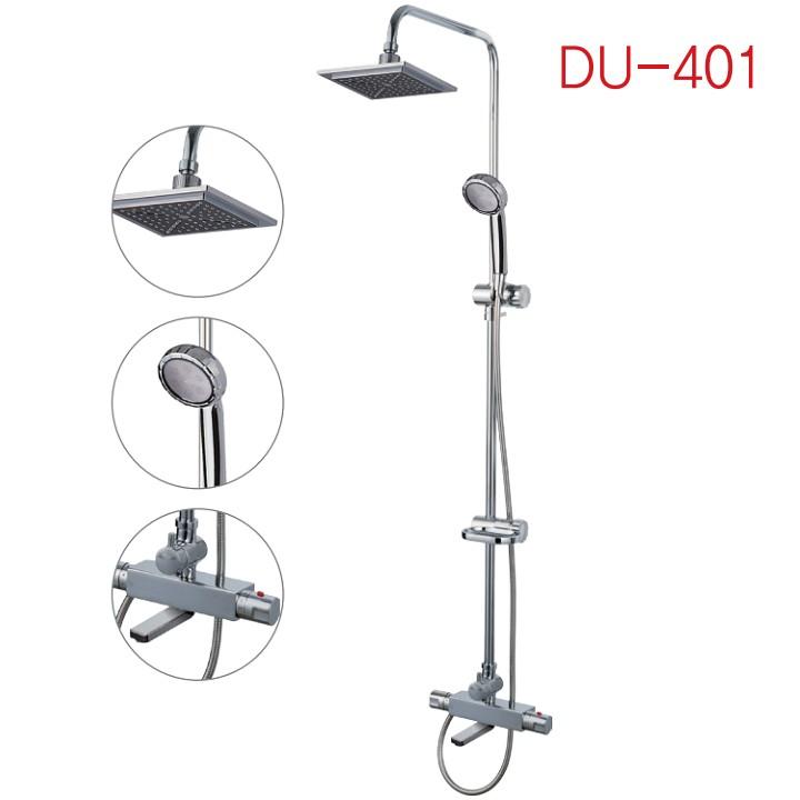 Thông số kỹ thuật Sen cây tắm nóng lạnh Daehan DU-401