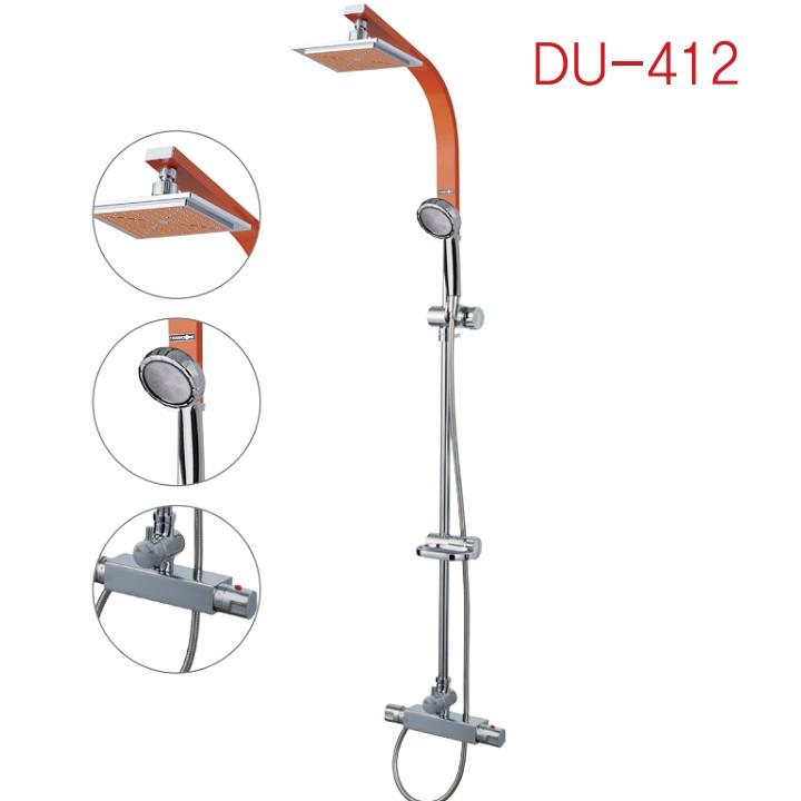 Thông số kỹ thuật Sen cây tắm nóng lạnh Daehan DU-412