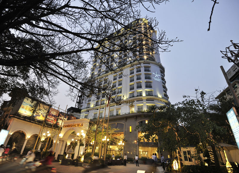 Dự án cung cấp sứ vệ sinh Nahm cho Khách sạn Candeo Đội Cấn – Hà Nội
