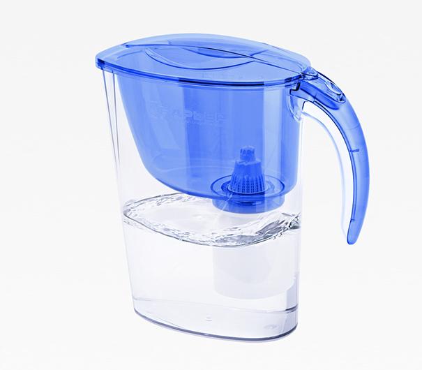 Thông số kỹ thuật Bình lọc nước, ca lọc nước Barrier Eco