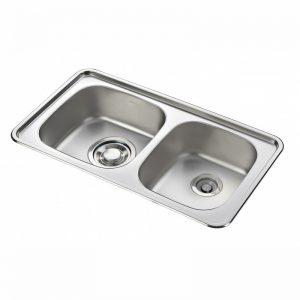 Chậu rửa Inox 304 Hàn Quốc cao cấp Sobisung SB-900