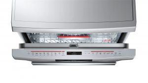 Máy rửa bát BOSCH SMS88TI36E với các tính năng nổi bật
