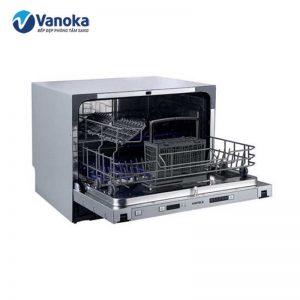 Máy rửa bát âm tủ Hafele 6 bộ HDW-I50A 538.21.240