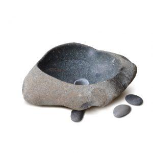 Chậu rửa mặt lavabo đá cuội tự nhiên R15V