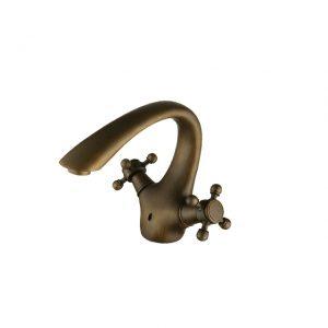 Vòi nước rửa mặt lavabo bằng đồng GCV07